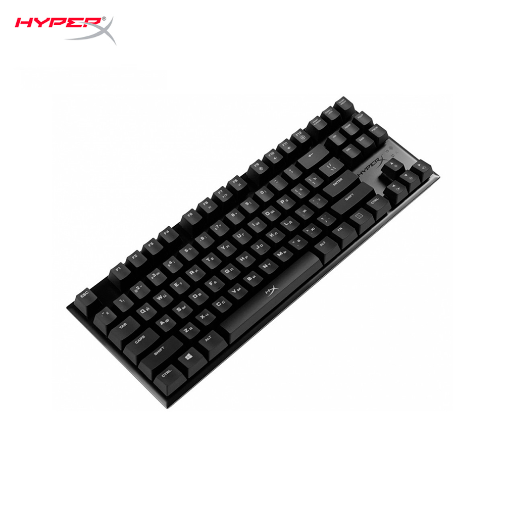 PC computer gaming mechanical backlit keyboard HyperX Alloy FPS Pro Cherry MX Red cyber sports цена и фото