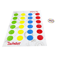 HASBRO GAMING Party Games 3310216 twister board game fine motor skills for the company developing play girl boy friends