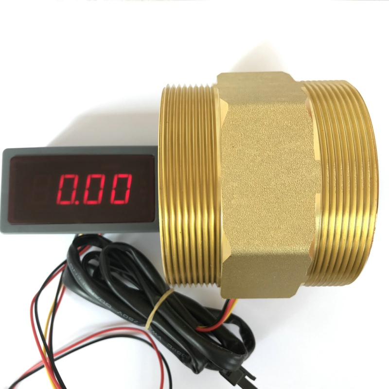 US208MA +DN80 10-500L/min flow sensor Flow Meter and Alarmer Flow Rate Display Frequency Counter for water Flow SensorUS208MA +DN80 10-500L/min flow sensor Flow Meter and Alarmer Flow Rate Display Frequency Counter for water Flow Sensor