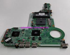 Image 5 - Oryginalne 720692 501 720692 001 A76M 1G DA0R75MB6C0 DA0R75MB6C1 płyta główna płyty głównej laptopa do notebooka HP 15 e 17 e
