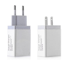 ONS EU 5 V 2.4A Dual USB Travel Charger Power Adapter Voor Smartphone Tablet PC(China)