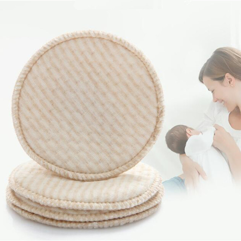 Mommy Nursing Pad Washable Breast Pads Spill Prevention For Mum Breast Feeding Spill Prevention Breast Pad Breastfeeding 2Pcs