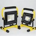 50 Вт 3 вида цветов портативный светодиодный прожектор рабочий свет перезаряжаемый аккумулятор COB Светодиодный прожектор точечный Кемпинг А...