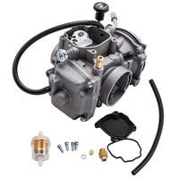 Carburetor Carb for Yamaha Bear Tracker YFM 250 ATV 99 04 2002 4XE 14140 12 00, 4XE 14140 13 00, 4XE 14140 01 00