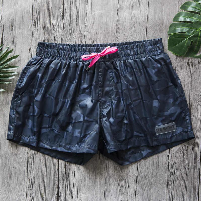 Desmiit Mannen Badpak Camouflage Badmode Boxer Beach Shorts Sneldrogende Zwembroek Sunga Mannen Sexy Zwemmen Slips Zwembroek Heren