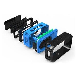 Image 2 - Outdoor Speaker Waterproof New Pattern Outdoors Portable Bluetooth Wireless Loudspeaker Box Plug in Card Audio