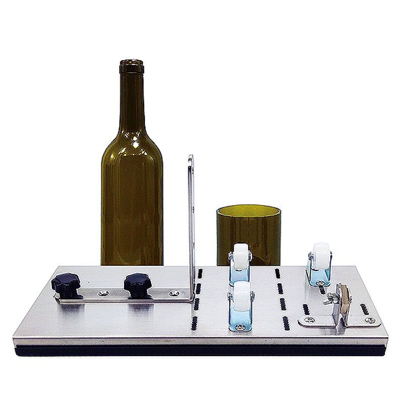 Adjustable Glass Wine Bottle Cutter High Strength And Hardness Bottle Cutters For Cutting Machine DIY Craft Recycle Tool