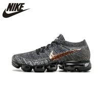 Nike AIR VAPORMAX FLYKNIT Original Men's Running Shoes Sports Breathable Sneakers #849558 010