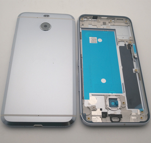 Image 2 - מקורי עבור HTC 10 evo/בורג אחורי חזור שיכון סוללה כיסוי דלת מקרה עבור HTC 10 evo/בורג סוללה מקרה החלפת חלקי תיקון