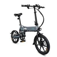 FIIDO D2 16 дюймов 7.8Ah складной электровелосипед Алюминий сплав складной портативный Электрический велосипед