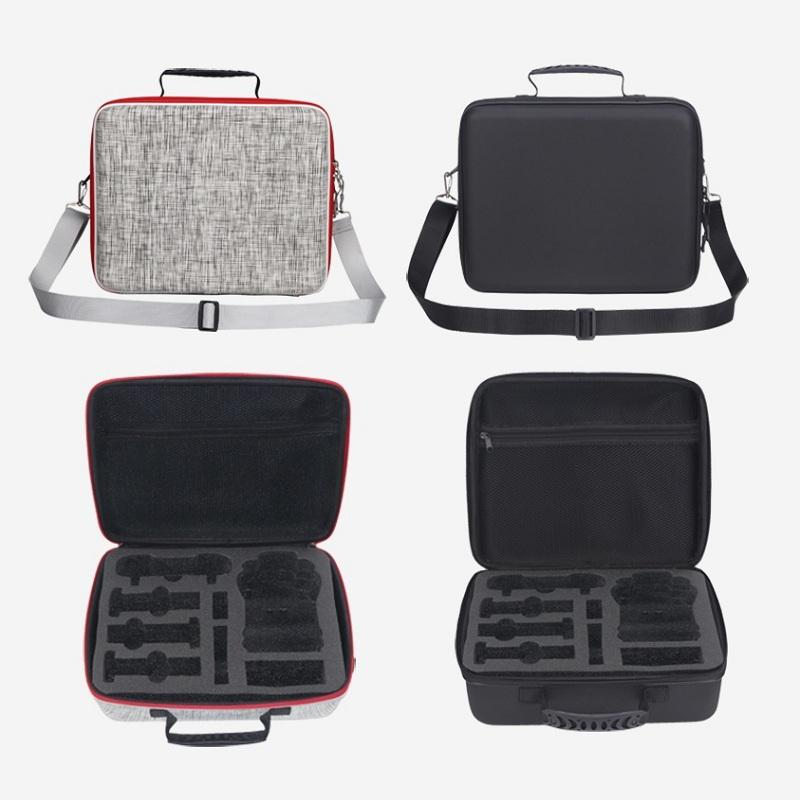 Travel Portable Shoulder Bag Hard Shell Backpack Storage Bag kit Case for Hubsan X4 Zino H117S RC Drone Accessories(China)