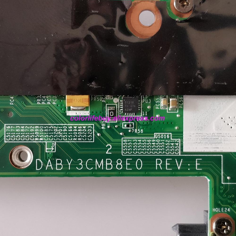 Image 5 - Genuine A000175430 DABY3CMB8E0 SLJ8E Laptop Motherboard Mainboard for Toshiba Satellite M800 M840 Notebook PC-in Laptop Motherboard from Computer & Office