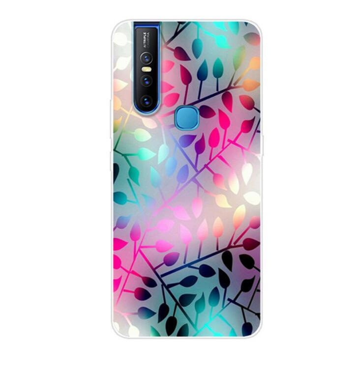 6 53 39 39 Cover For Vivo S1 Case Popular Cool Print Soft TPU Phone Case For Vivo S1 Back Cover Case Silicone S 1 V1831A V1831T Capa in Fitted Cases from Cellphones amp Telecommunications
