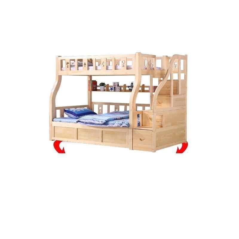 Matrimonio мобильный Letto мобильный набор детский одноместный номер Современный Cama Mueble De Dormitorio мебель двойная двухъярусная кровать
