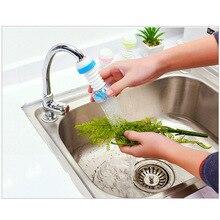 Домашняя кухонная утварь защита от брызг на кране защита домашние хозяйства Регулируемая розетка для воды кухня универсальный водопроводной фильтр для экономии воды