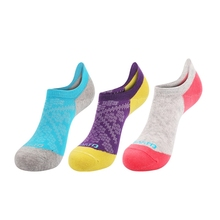Sock Slippers Sunning Hiking Women Camping Santo 3-Pairs Palm-Slip Quick-Drying Breathable