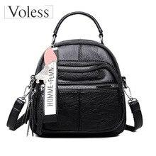 Small Retro Luxury Backpack Women Bags Designer Messenger Shoulder Bags for Women Crossbody Bag Ladies Hand Bag Bolsa Feminina цена