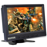 7 inch high score mini industrial capacitor touch LED monitor display computer HD display touch screen