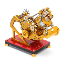SaiHu V1-45 Stirling Engine Model Educational Discovery Toy Kit Collection Gift