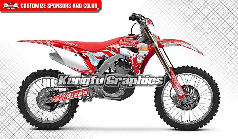 Detail Feedback Questions About Kungfu Graphics Motocross Stickers