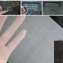 Новая сетка на клею универсальная ремонтная панель из нержавеющей стали решетка бампера автомобиля сетка