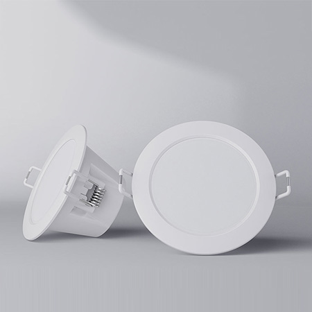 new styles 7e76f 8afcd ON SALE Original Xiaomi Light LED Downlight Adjustable Color ...