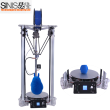 Desktop Home Industry 1 75mm ABS PLA Filament Kossel 3D Printing Machine Metal Delta FDM 3D