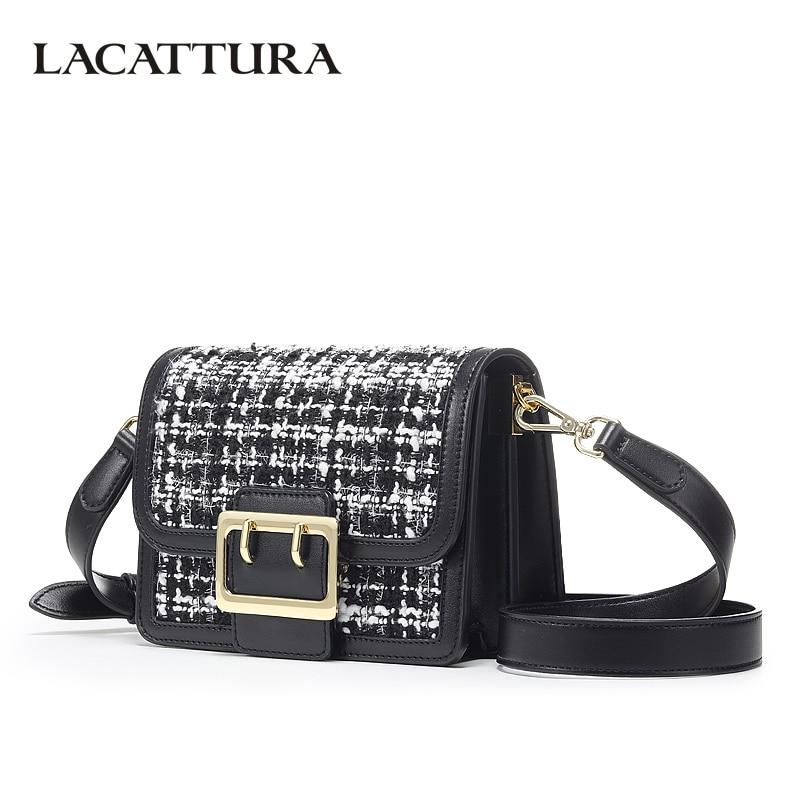 Detail Feedback Questions about LACATTURA Small Women Crossbody Bags Chic  Woolen Fragrance Flap Bag Designer Fashion Mini Organ Handbag Lady Shoulder  Bag ... 628024c0d3e8