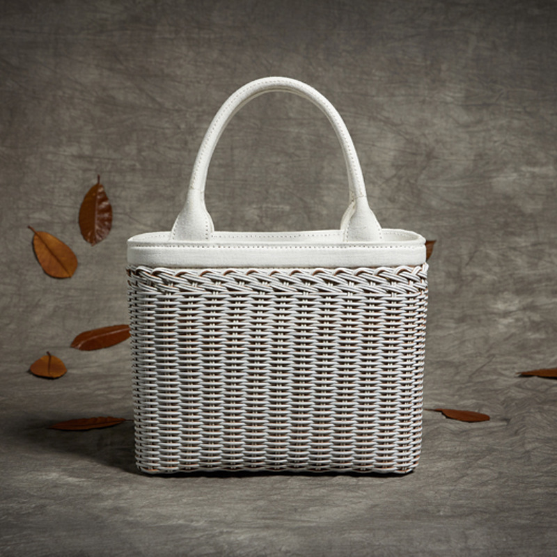 Vintage Handbags For Women 2019 knitting Leather Handbag High Quality weave Bags Top-handle Bags Casual Tote Sac A Main FemmeVintage Handbags For Women 2019 knitting Leather Handbag High Quality weave Bags Top-handle Bags Casual Tote Sac A Main Femme