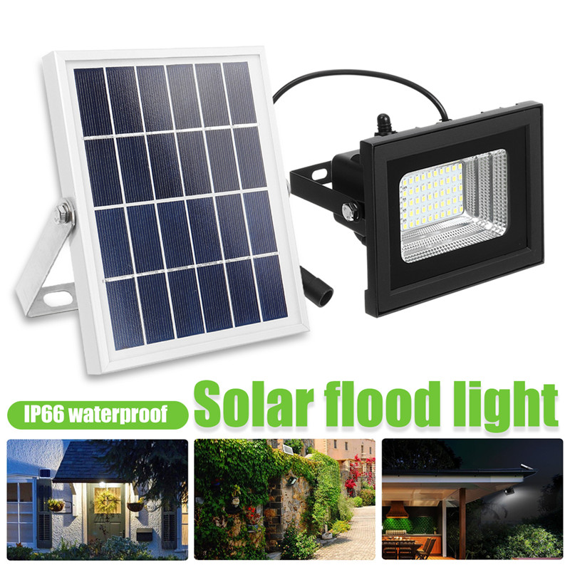 Waterproof Solar Powered Wall Light Spotlights Solar Lights Outdoor 50 LED Light Control Security Outdoor Patio Pathway LightingWaterproof Solar Powered Wall Light Spotlights Solar Lights Outdoor 50 LED Light Control Security Outdoor Patio Pathway Lighting