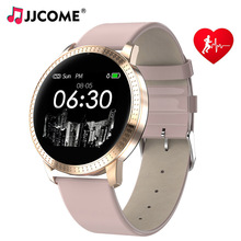 CF18 Smart Bracelet Women Blood Pressure Watch Fitness SmartBand Activity Tracker Band For iPhone Android