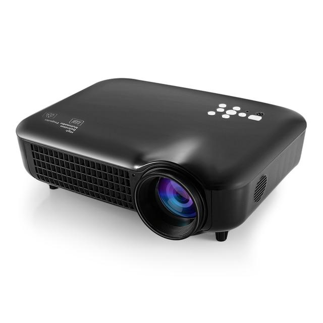 VS627 멀티미디어 LCD 프로젝터 1280x800 Pixels 3000 Lumens 풀 HD 1080 P 홈 Cinema 시어터 영사기 와 HDMI VGA USB Port