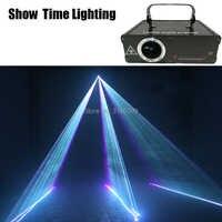 Hohe helle disco laser dj cartoon linie 500mw RGB Laser tier blume dance Scanner Licht Home Party DJ KTV zeigen laser