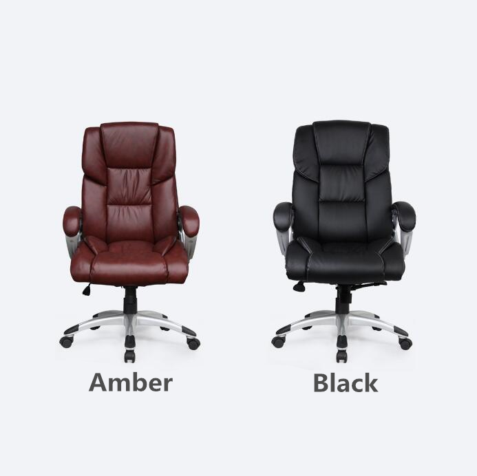 Modern Fashion Office Boss Chair Super Sot Leisure Lying Computer Chair Rotary Lifting Ergonomic Staff Gaming Chair in Office Chairs from Furniture
