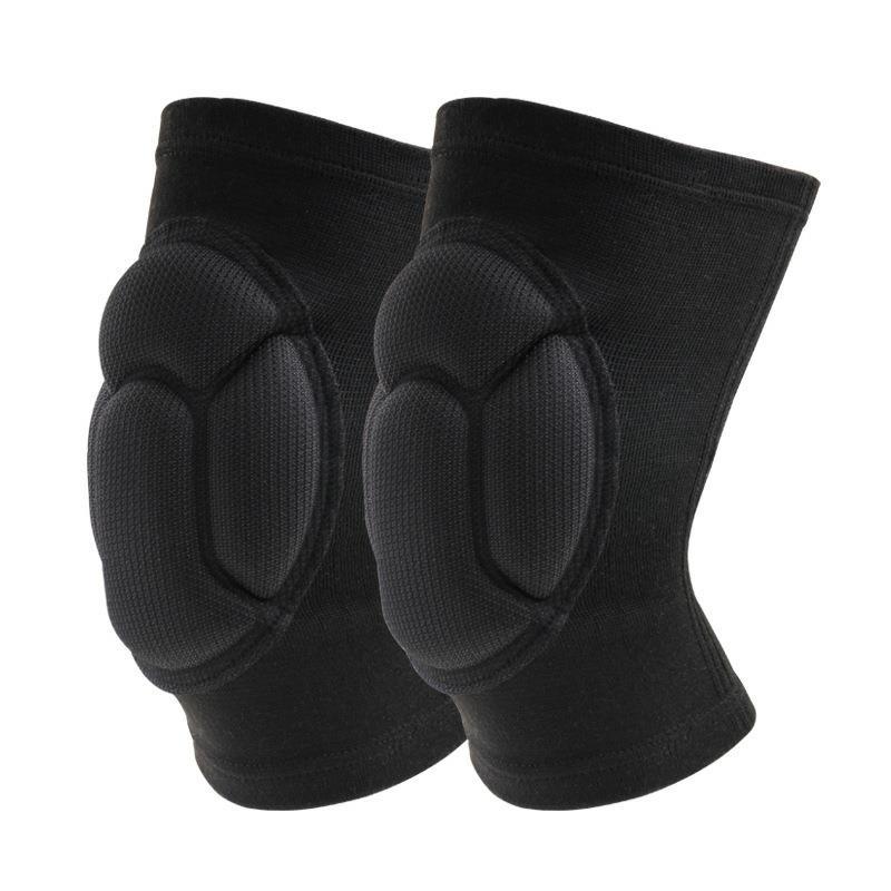 1 Paar Kneepads Schutzhülle Fußball Tennis Extreme Sport Knie Pads Fitness Knie Unterstützung Radfahren Knie Protector Kneepad Dhx001 Offensichtlicher Effekt