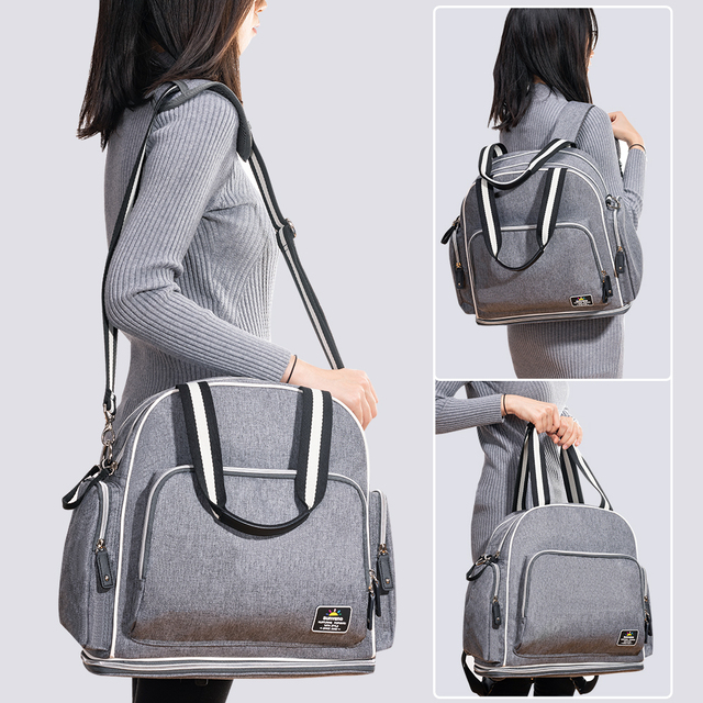 Sunveno Large Capacity Diaper Bag