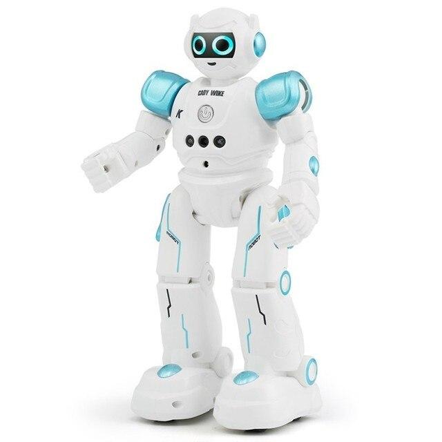 JJRC R11 RC Robot Intelligent Programmable Walking Dancing Combat Defender RC Robot Spare Parts Toy Gift for Children Kids Toys 1