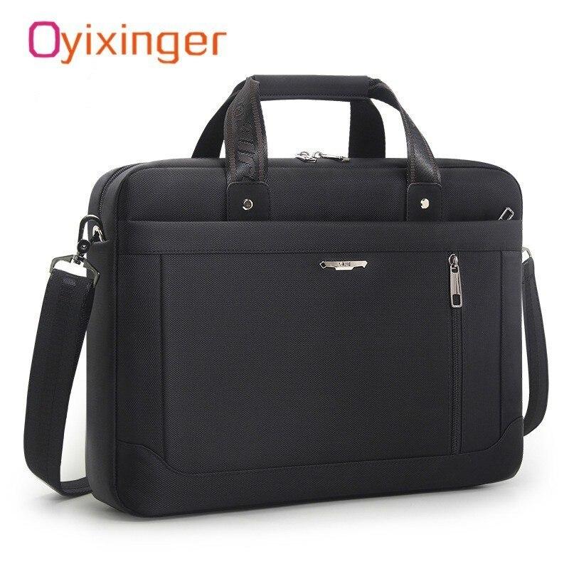 93268ee45f70 Oyixinger новый для женщин Бизнес Портфели Сумки женские тонкие сумки на  плечо Офисные Сумки юриста сумка