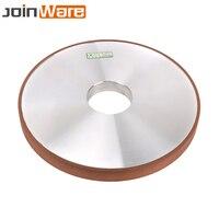 14 Алмазное шлифовальное колесо 150 # заточный станок смолы диск абразивный роторный инструмент 350x127x25x5/10 мм 1 шт.