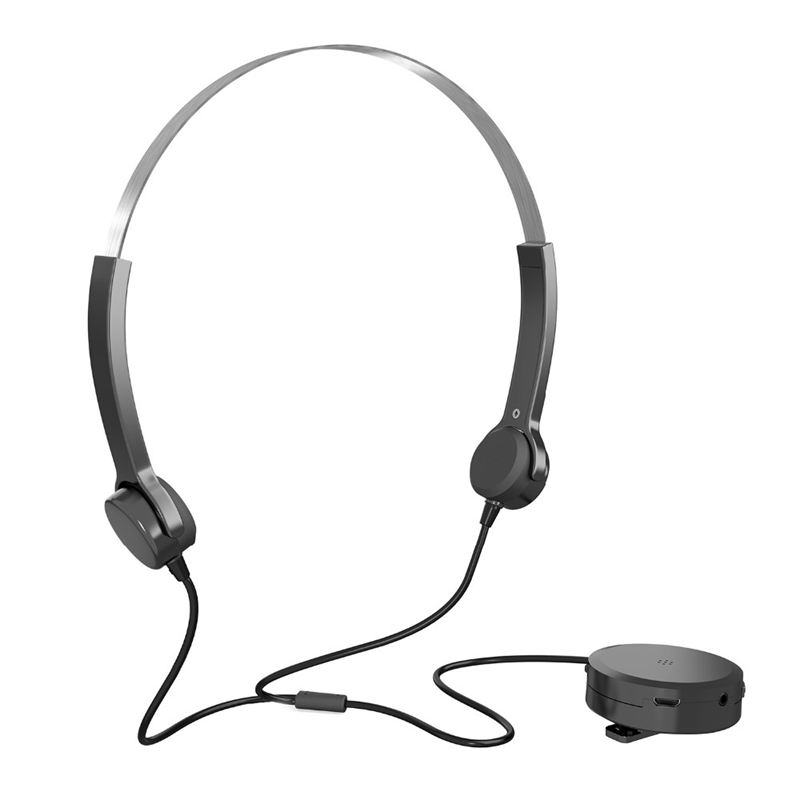 Bone Conduction Headphones Hearing Aids Bone Conduction Headset Audiphone Deaf Aid Best Gift For Hearing Difficulties