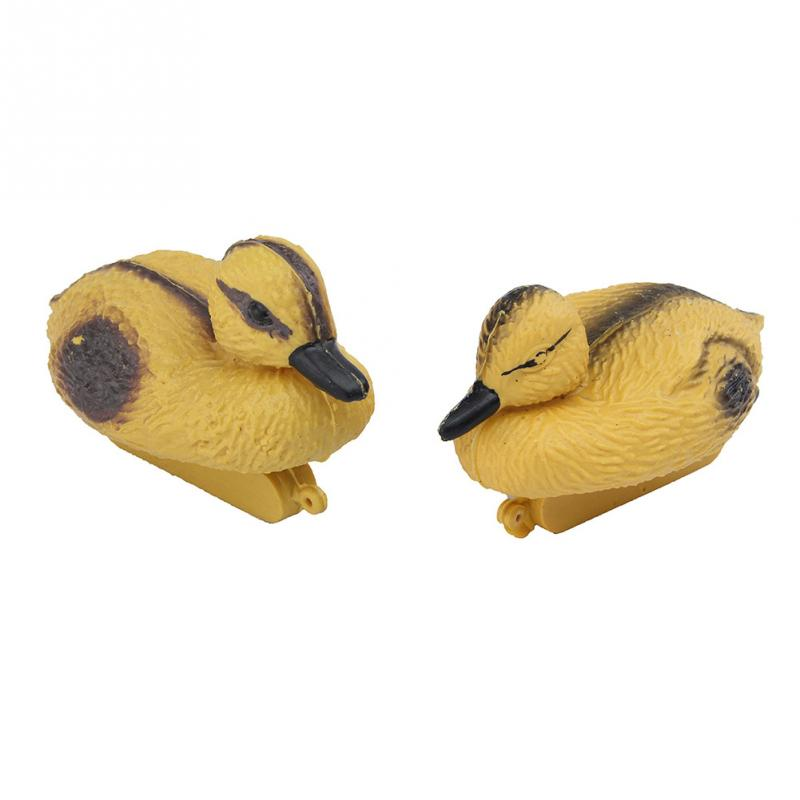 1 шт. охотничья приманка плавающие утки приманка Отпугиватель охотничья стрельба Пруд бассейн Декор