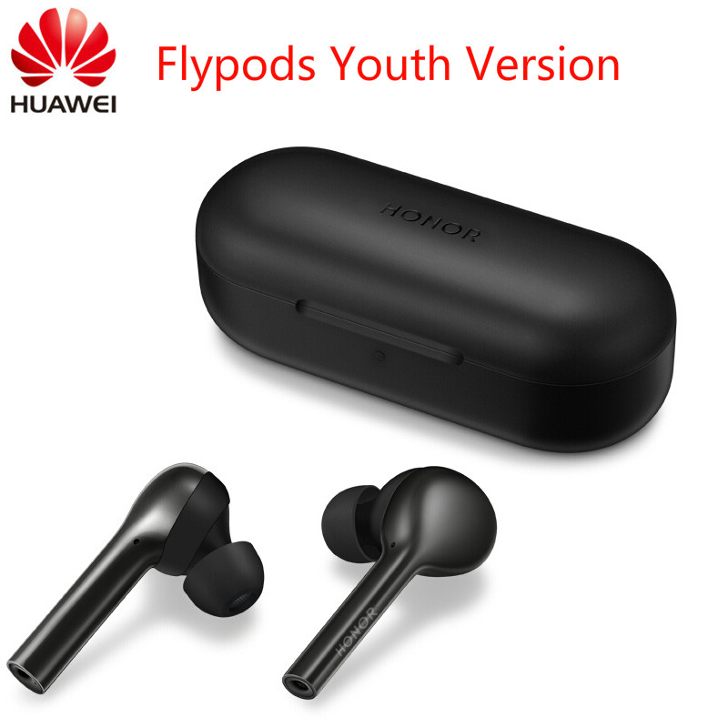 NEWEST HUAWEI FlyPods Youth TWS Earphone Wireless Bluetooth 4 2 Earphone supports Mic Music Touch Waterproof