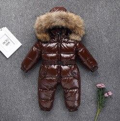 Neugeborenen baby unten jump anzug dicke klettern anzug