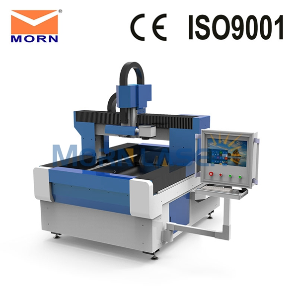 MORN High precision metal fiber paper laser cutting marking machine big work size for steel plate cnc engraving pcb router china