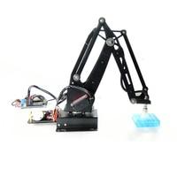For Arduino Pump All metal RC Robot Arm 270° Rotation Educational Kit With Digital Servo