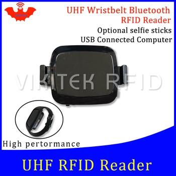 UHF RFID reader pocket portatile mini orologio lettore bluetooth collegare il telefono Cellulare uso facile piccolo usb android chip writer copier
