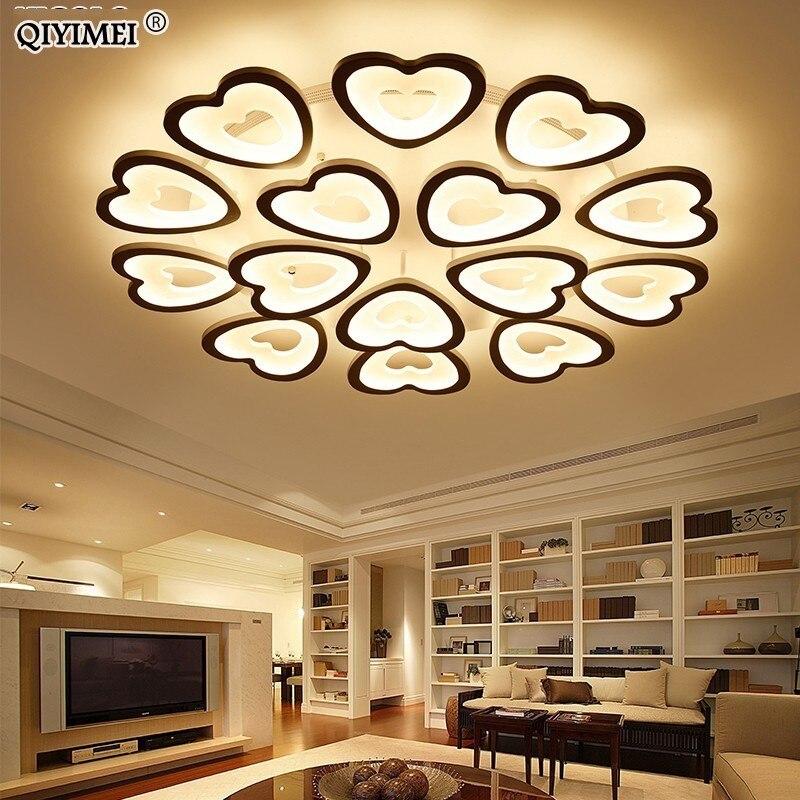 Licht & Beleuchtung Oberfläche Montiert Moderne Led Decke Ligths Für Küche Esszimmer Foyer Decke Lichter Dimmbare Kinderzimmer Decke Lampe Weiß