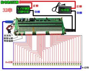 Image 5 - Smart 8S   32S بطارية bms لوح حماية بلوتوث APP Lifepo4 ليثيوم أيون BMS 70A/100A /200A/300A 14S 16S 17S 20S 22s