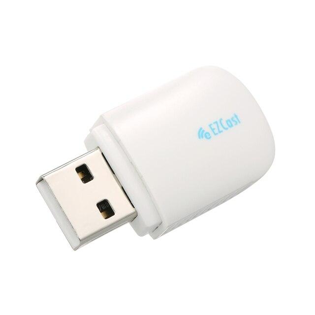 600 Mbps Dual-band 2.4G 5G adapter wifi sieci bezprzewodowej adapter wifi z Bluetooth 4.2 USB 2.0 na pulpicie laptop Plug and Play