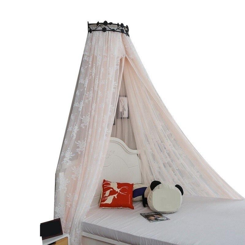 Chambre décor bébé nordique Dossel lit rideau Siatka Moskitiera suspendu auvent Moustiquaire Cibinlik Klamboe Mosquitera Moustiquaire